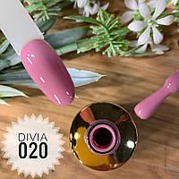 Divia Гель-лак для нігтів Colour Di100 №020 (Лілове Саше)