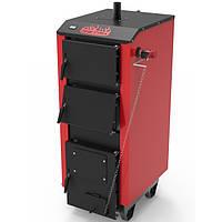 Бытовой котел на твердом топливе длительного горения РЕТРА-5М 10 кВт (RETRA 5-M)