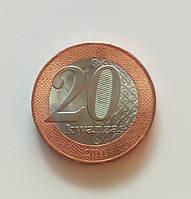 20 кванза Ангола 2014 г., фото 1