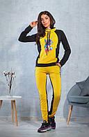 Женский спортивный костюм / двунитка / Украина 47-2324, фото 1
