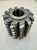 Фреза червячная для зубчатых колес зацепления Новикова М1.6  6521 2510-2101 кл.А  1°35` 63х50х27