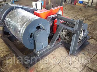 Лебідка електрична тягова ТЕЛ-10, ТЕЛ-15