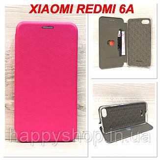 Чехол-книжка G-Case для Xiaomi Redmi 6A (Розовый), фото 2