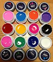Набор 12 штук цветных гелей сосо