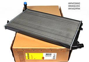 Радиатор охлаждения (двигатель BLS/BSU/BMM; 654x433x32мм) VW Caddy III 1.9TDI / 2.0TDI NRF (Нидерланды) 53814A
