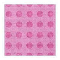 Декупажные салфетки ''Горохи'', розовые, 33x33 см, 17,5 г/м2, 20 шт, ti-flair