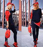 Женский спортивный костюм / двунитка / Украина 47-2330, фото 6