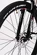 Горный подростковый велосипед S200 HAMMER Колёса 20 дюймов Рама 12  Япония Shimano Бело-Красный, фото 10