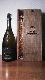 Вино  2001 года игристое Cuvée dei Frati Brut Италия