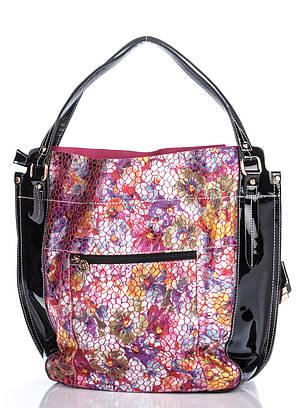 Женская кожаная сумочка Velina Fabbiano 37147, фото 2