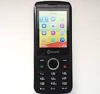 Б/У Мобильный телефон Nomi i243 (2 SIM, FM, Bluetooth, MicroSD)