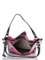Женская кожаная сумочка Velina Fabbiano 37147, фото 3