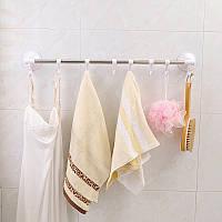 Вешалка для белья Hanging Rod Hook Towel SQ1918