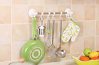 Вешалка для ванной комнаты Hanging Rod Hook Towel SQ1918