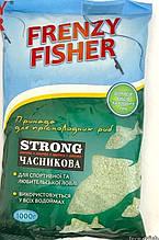 Прикормка Frenzy Fisher Strong Чесночная 1кг