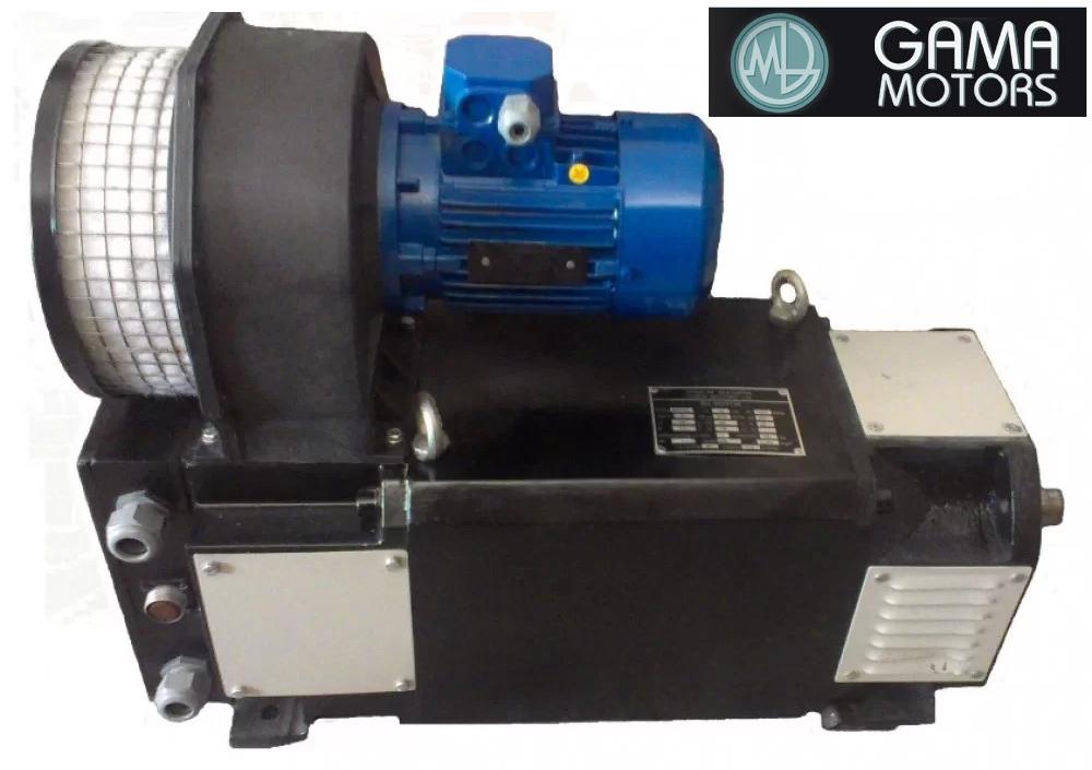 Электродвигатель постоянного тока МР132МА (11*1000/4500, 400/180)