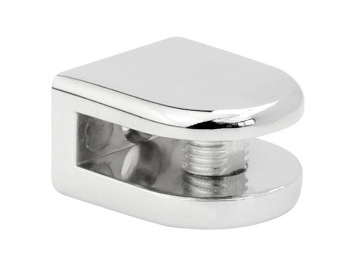 Полкодержатели для стеклянных полок GIFF МР50 хром