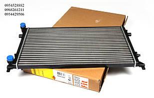 Радіатор охолодження VW Caddy 1.9 TDI 03- (650x415x23) NRF (Нідерланди) 53404