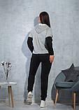 Женский спортивный костюм / двунитка петля / Украина 47-5291, фото 3