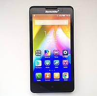 Б/У смартфон Lenovo P780 4Gb Deep Black + чехол-бампер