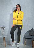 Женский спортивный костюм / двунитка / Украина 47-5302, фото 3