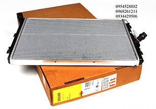 Радиатор охлаждения (647x440x32мм) VW Caddy III 1.6TDI / 2.0TDI 2007-2015 NRF (Нидерланды) 53425