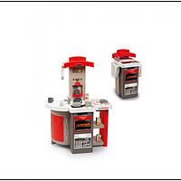 Smoby Раскладывающаяся интерактивная детская игровая кухня шеф повар 312200 Chief mini Tefal Kitchen