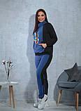 Женский спортивный костюм / двунитка / Украина 47-5305, фото 4