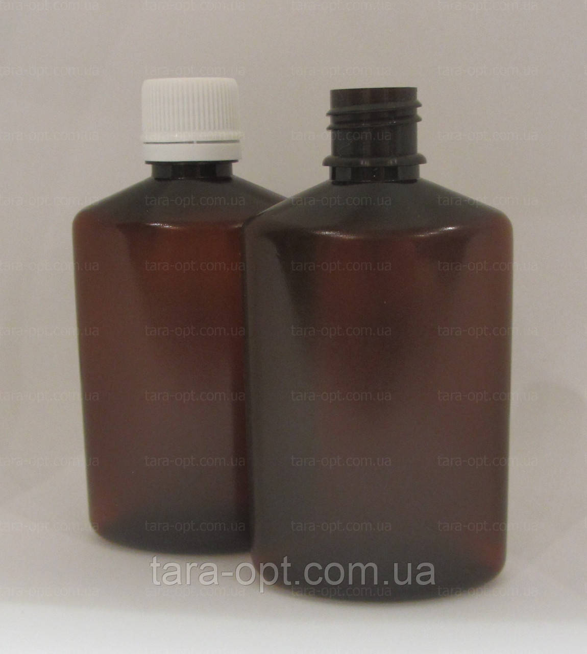 Бутылочки темные 100 мл с крышкой, (Цена от 3,25 грн)*