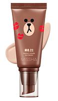 Тональный ВВ крем Missha Perfect Cover BB крем SPF 42 PA +++ (50 мл)