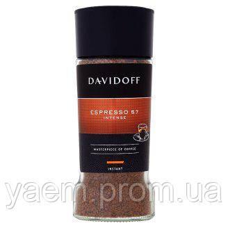Кофе растворимый Davidoff Espresso 57 intenso 100g (Германия)
