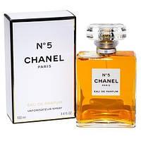 Женские духи  Chanel N°5 Paris 100 ml ( духи Шанель Номер 5 Париж)
