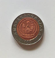100 франків Руанда 2007 р., фото 1