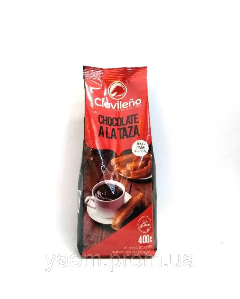 Горячий шоколад Clavileno Chocolate a la taza, 400гр (Испания)