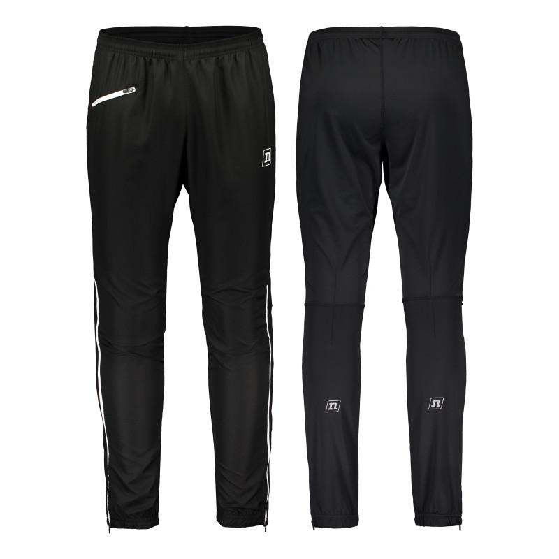 Тренировочные штаны Noname TRAINING PANTS WO'S 19 BLACK-WHITE