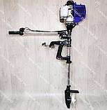 Четырехтактный Лодочный мотор с редуктором Витязь 58 куб.см 4т, фото 3