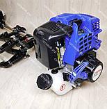 Чотиритактний Човновий мотор з редуктором Витязь 58 куб. см 4т, фото 8