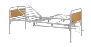 Функциональные кровати с механической регулировкой