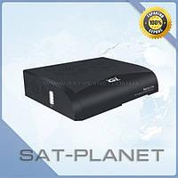 Спутниковый эфирный, кабельный ресивер GI Matrix lite, комбинированный тюнер