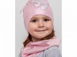 Милый комплект для девочек на весну-осень 2020 - Артикул KR 2162