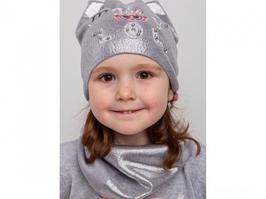 Модный комплект для девочек Lol на весну-осень 2020 - Артикул KR 2161