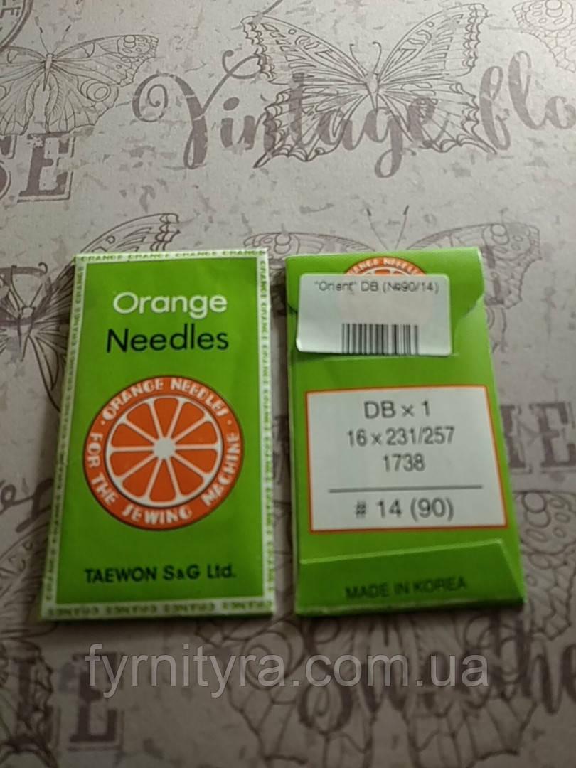 Orange #14(90) DBx1 Корея
