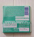 Шоколад Ritter Sport 100гр. (Германия) 100, Dunkle minz crisp (темный с хрустящей мятой), фото 2