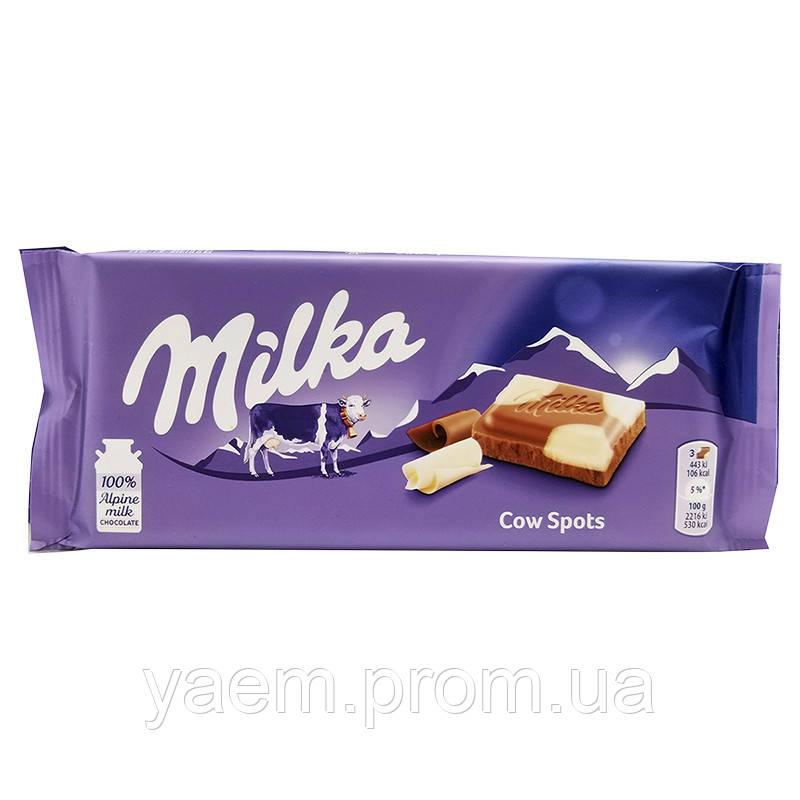 Шоколад Milka (Швейцария) Happy Cow