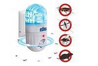 Лампа приманка Atomic Zabber для насекомых (уничтожитель насекомых) и отпугиватель грызунов (0609ОК)