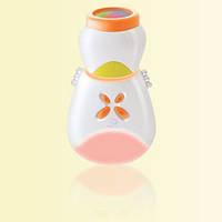 Детский Ночник Светильник-проектор движения волн Волшебная лампа с 6 мелодиями и звуками природы BabyBaby