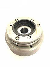 Ротор генератора (магнит) Zubr T200,внутри 90 мм.