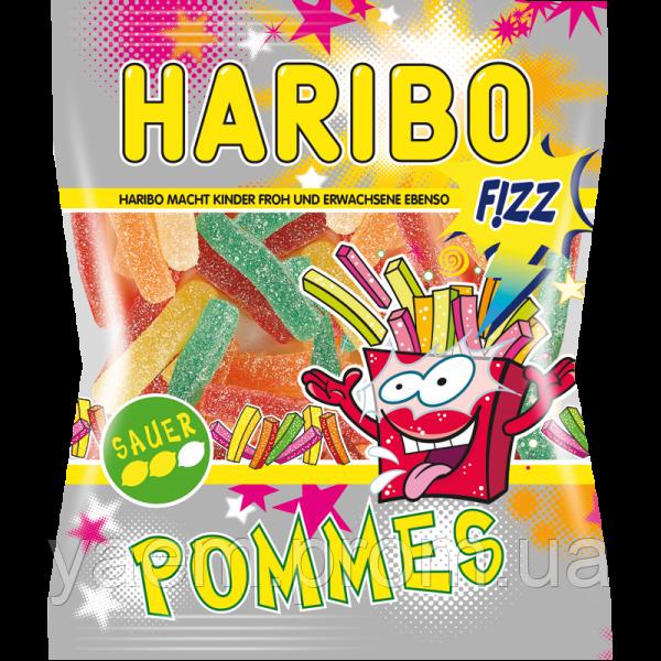 Желейные конфеты Haribo Pommes 200гр. (Германия)