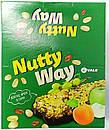 Ореховый батончик-мюсли с фруктами Nutty Way 40г/1шт, фото 2