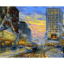 Картина по номерам Атланта 1939 VP1067 40x50 см., Babylon